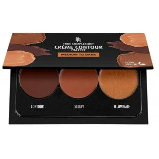 Black Radiance True Complexion Crème Contour Palette medium to dark