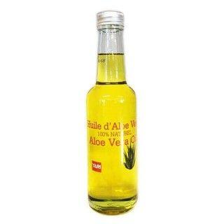 Huile d'Aloé Vera 100% naturelle 250ml Yari