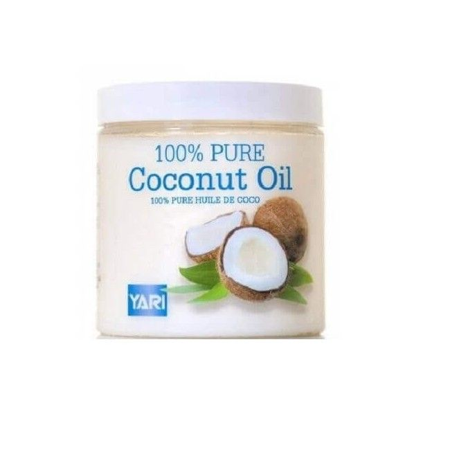 Huile de Noix de Coco 100% pure Yari