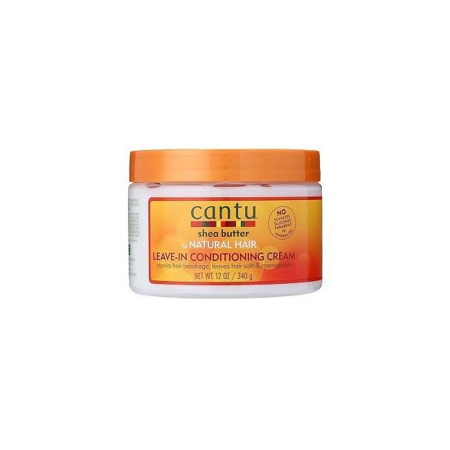 Cantu Shea Butter for Natural Hair Leave-In Condtioning Cream