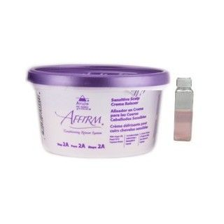 Affirm Sensitive relaxer 1 application