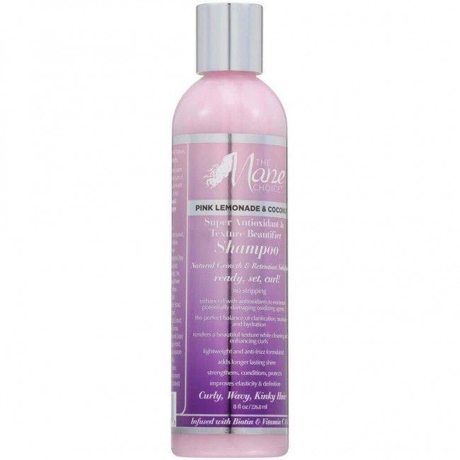 Pink Lemonade & Coconut Super Antioxidant & Texture Beautifier Mask