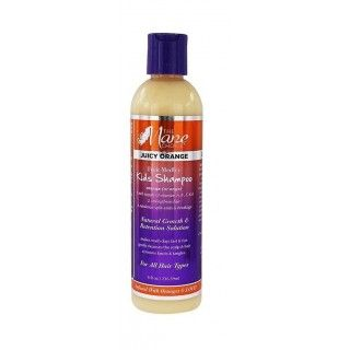 The Mane Choice Juicy Orange Fruit Medley KIDS Shampoo