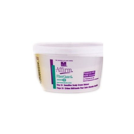 Affirm Fiberguard Sensitive Scalp Creme Relaxer 1 application