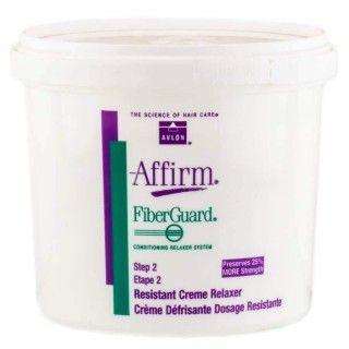 Affirm Fiberguard Creme Relaxer Resistant 1.820kg