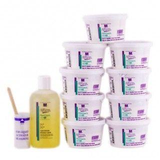 Affirm Fiberguard Sensitive Scalp Creme Relaxer 9 applications