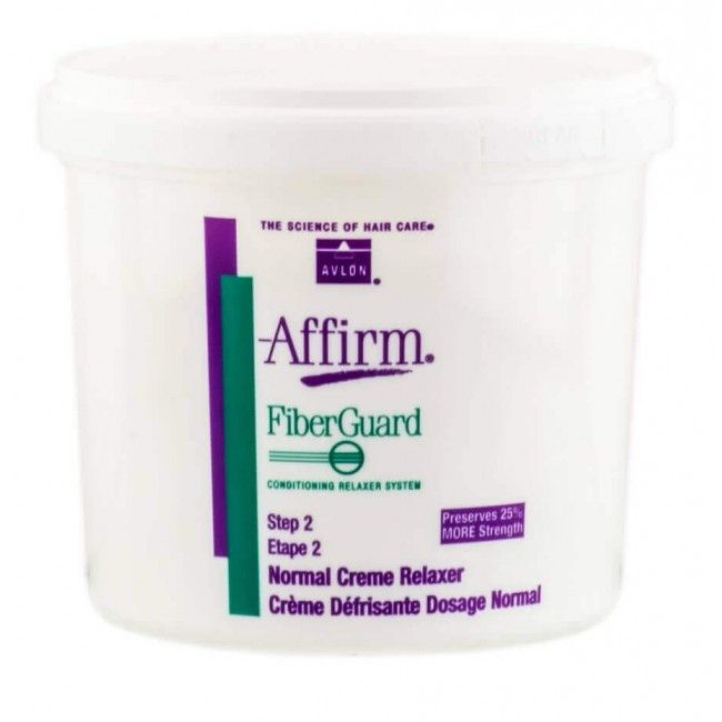 Affirm Fiberguard Creme Relaxer normal 1.820kg