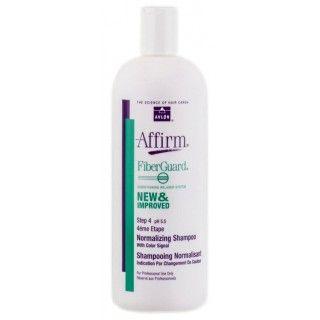 Affirm Fiberguard normalizing shampoo