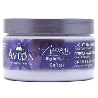 Affirm MoisturRight Light Hairdress Creme 115gr
