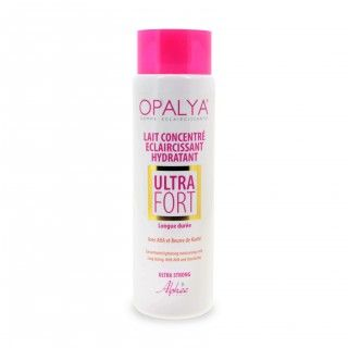 Ultra Strength Lightening Moisturizing Concentrated Milk  Opalya