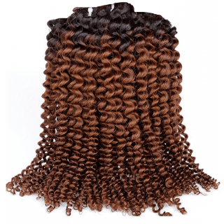 Tissage Kinky Curly couleur...