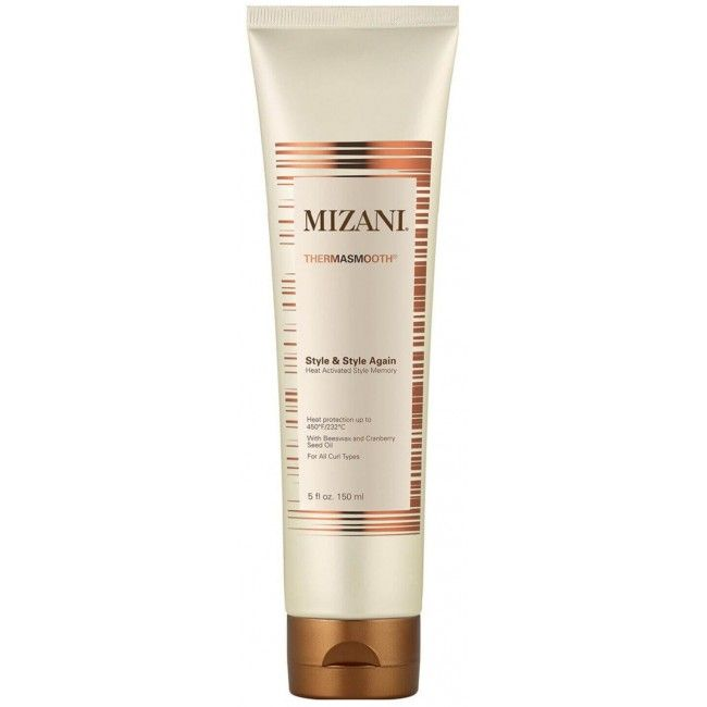 Mizani Thermasmooth Style and Style Again