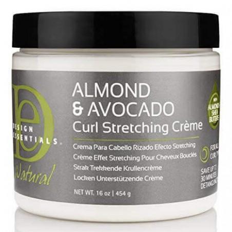 Natural Curl Stretching Cream Design Essentials