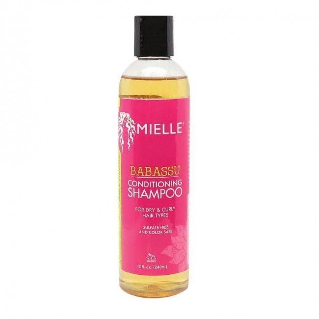 Mielle Organics Babassu Conditioning Sulfate-Free Shampoo