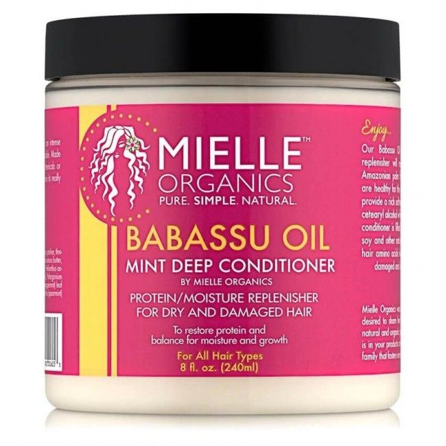 Mielle Babassu Oil Deep Treatment