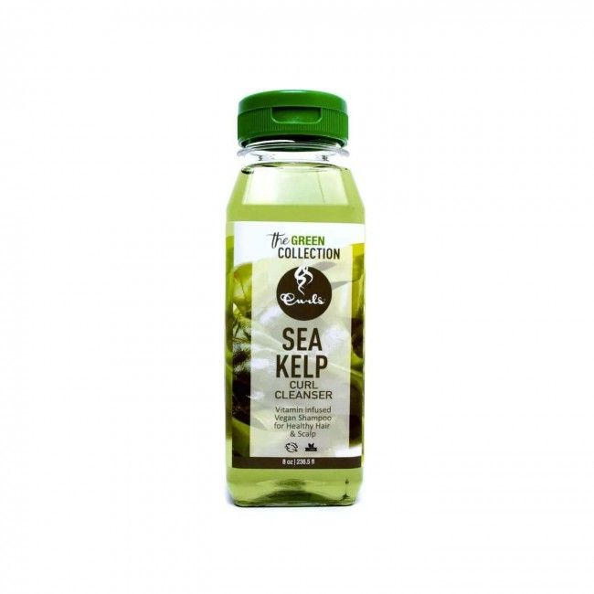 Zeekelp Curl Cleanser Green Collection CURLS