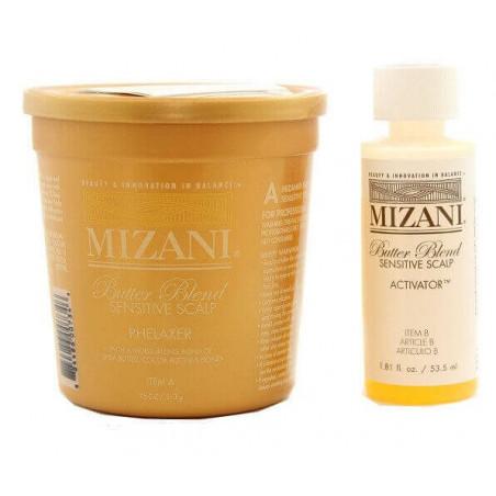 Mizani Butter Blend Sensitive Scalp Relaxer 1 application