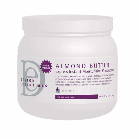 Design Essentials Instantly Moisturizing Conditioner With Almond Butte