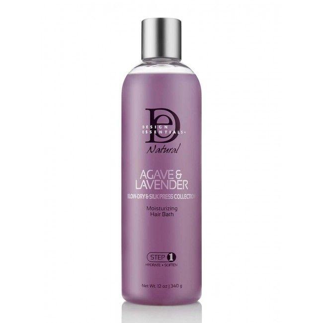 Design Essentials Agave Lavender Moisturizing Hair Bath