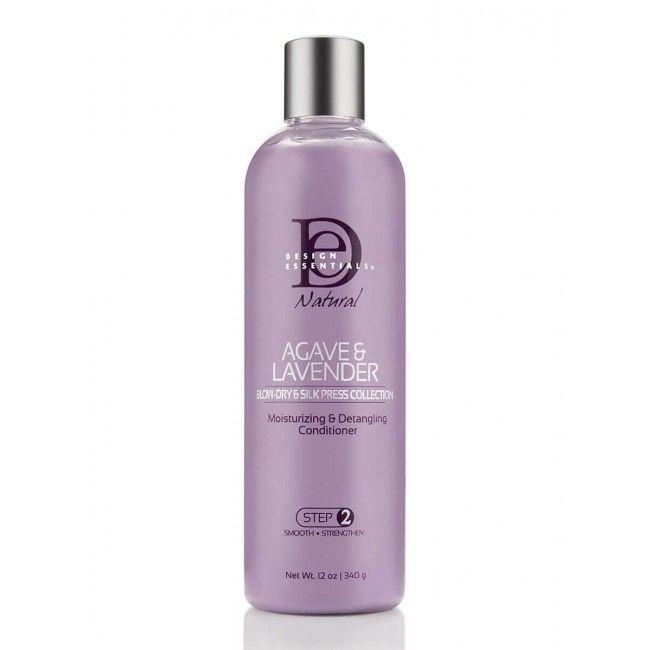 Design Essentials Agave Lavender Moisturizing & Detangling Conditioner