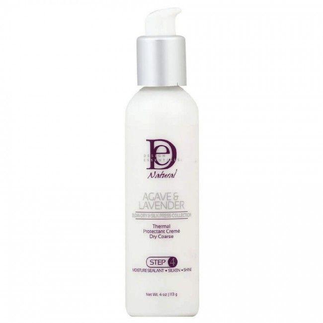 Design Essentials Agave & Lavender Thermal Protectant creme