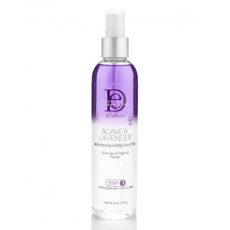 Design Essentials Agave & Lavender Blow-dry & styling Primer