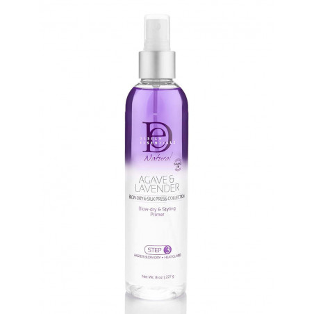 Design Essentials Agave & Lavender Blow-dry & Styling Primer