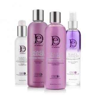 Design Essentials Agave & Lavendel volledig bereik