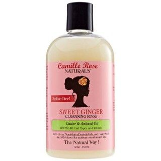 Sweet Ginger Cleansing Rinse - Camille Rose