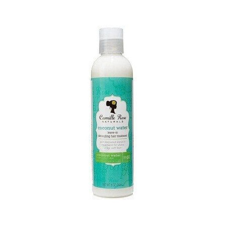 Camille Rose Coconut Water Leave-In Detangling Hair Treatment
