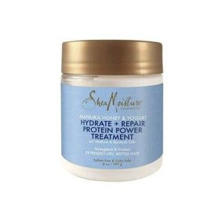 Shea Moisture Manuka Honey & Yogurt Hydrate + Repair Protein Power Treatment