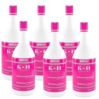 BOOST K-Hair pack de 6 kits 1000ml