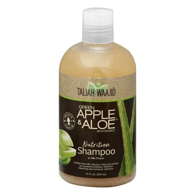 Taliah Waajid Green Apple & Aloe Nutrition Shampoo