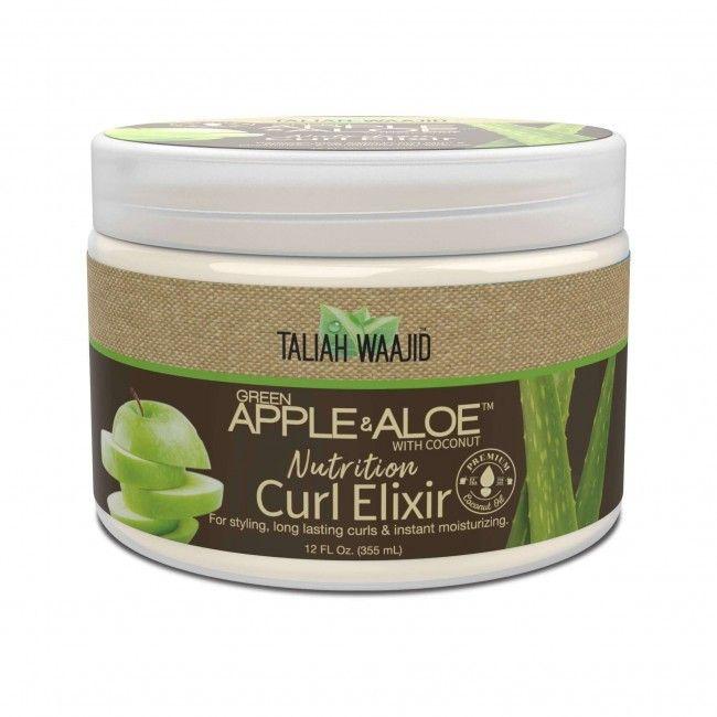 Taliah Waajid Green Apple & Aloe Curl Elixir