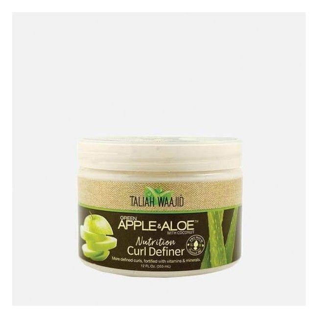 Taliah Waajid Green Apple & Aloe Curl Definer