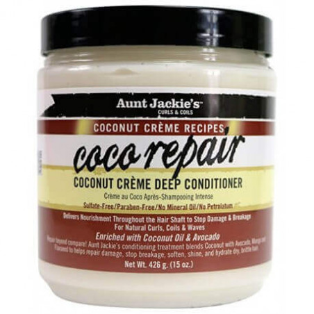 Aunt Jackie's Coco Repair