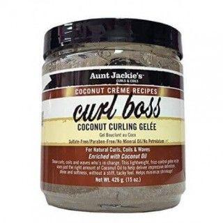 Aunt Jackie's Curl Boss