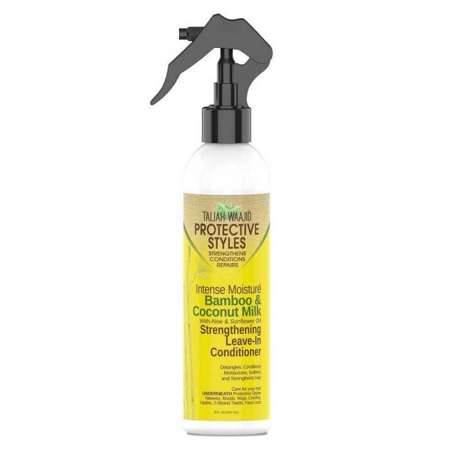 Strengthening Leave-in Conditioner Taliah Waajid Bamboo & Coconut Milk