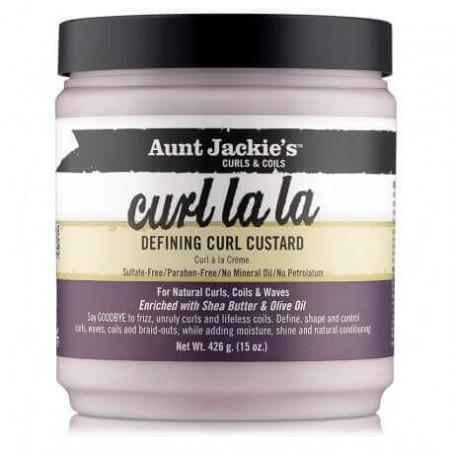 Aunt Jackie's Curl La La
