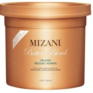 Rhelaxer Original Formula Medium Relaxer   Mizani Butter Blend  4lb