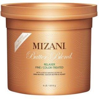 Mizani Butter BlendMizani Relaxer Fine/Color-Treated 4lbs