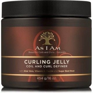 As I Am - Curling Jelly - 16oz