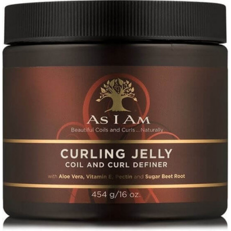 Curling Jelly 16oz  As I Am