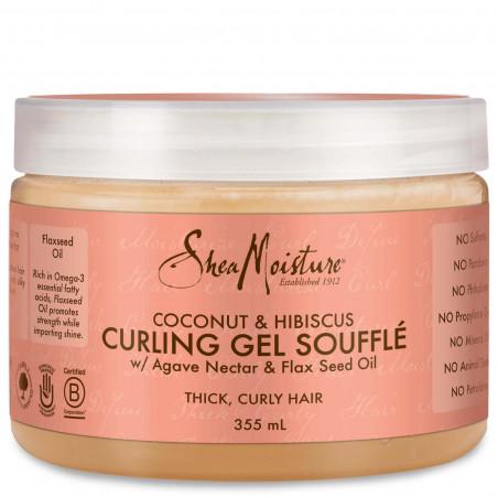 Gel Soufflé  Coconut & Hibiscus  Shea Moisture