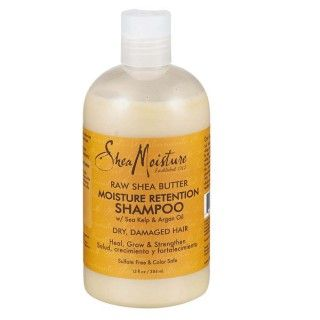 Shea Moisture Raw Shea Moisture Retention Shampoo