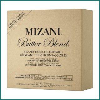 Défrisant cheveux fins - colorés - Mizani