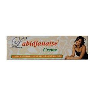 Crème éclaircissante à l'acide Kojic -  L'Abidjanaise