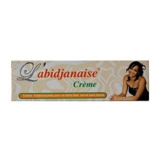 Verlichtende crème met Kojic zuur  - L'Abidjanaise