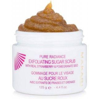 Pure Radiance Exfoliating Sugar Scrub  Makari