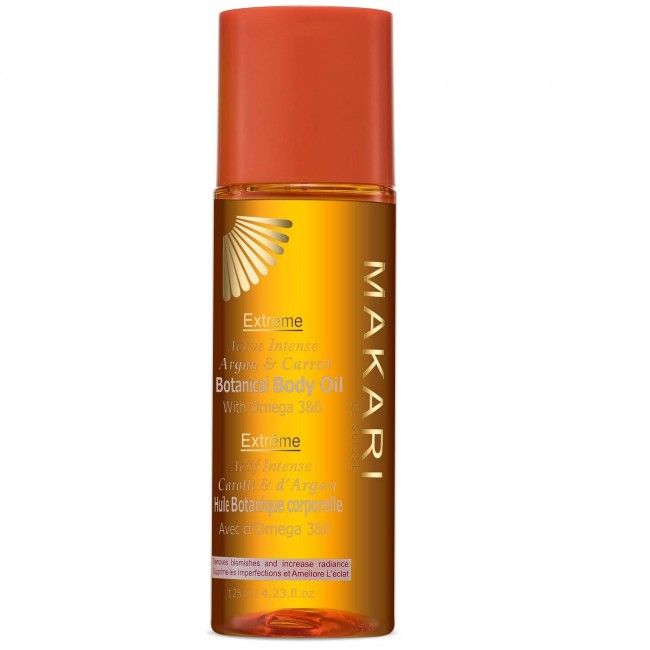 Makari  Extreme argan and carrot botanical body oil